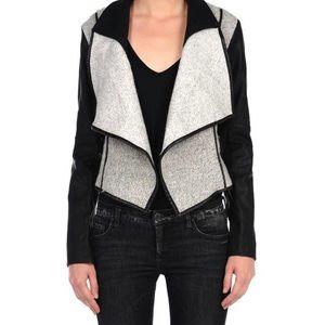 BLANKNYC leather jacket